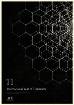 alicemarybarnes - Chemistry. #grid #layout #poster #chemistry