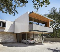 Modest Case Study House Redesigned with a Steel Structure and Larger Window Openings 2
