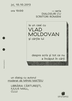 vlad moldovan #event #design #book #typography
