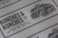visualgraphic: Bunches #logo