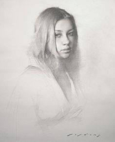 Jeremy Lipking #graphite #drawing #art #fine