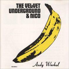 velvetandnico.jpg 953×953 pixels #album #underground #warhol #nico #art #velvet