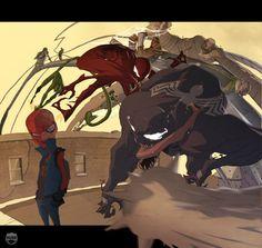 BliTZ by CoranKizerStone on deviantART #kizer #spiderman