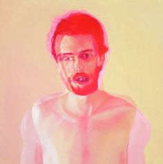 Jen Mann | PICDIT #painting #portrait #color #art
