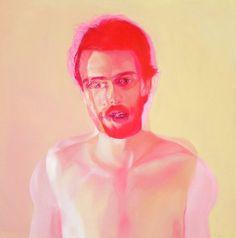 Jen Mann | PICDIT #art #portrait #painting #color