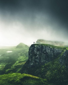 #neverstopexploring: Stunning Moody Adventure Photography by Simon von Broich