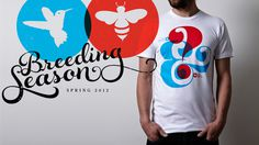 MDA002A Home #multiply #print #shirt #screen #fashion #typography