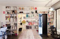 The Letter D #design #graphic #books #studio #table