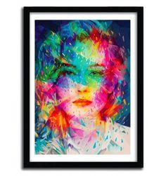 W by Alessandro Pautasso #print #art
