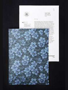 Grythyttan : Lovely Stationery . Curating the very best of stationery design #inn #branding #stationery #design #planeta #letterheads #grythyttan