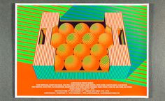 Michiel Schuurman | PICDIT #poster #design #graphic #art
