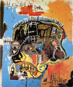 Jean Michael Basquiat #jean michel basquiat #art