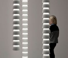 Bell Shaped Modular Lights
