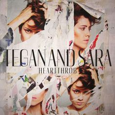 Tegan And Sara - I Was A Fool Album Cover #tegan #album #cover #sara #and