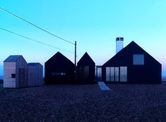 Shingle House, Dungeness | Nord Architecture #nord #shingle #house #architecture #kent