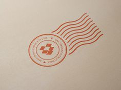 From Dropbox w/ Love #stamp #campaign #postage #monitor #postal