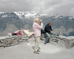 Matthieu Gafsou   Alpes #tourists