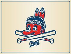 Oneoff Nation #baseball #indians