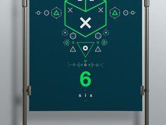 SIX // Symbols & Shapes (Green)