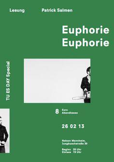 Léonie Britz #typo #poster