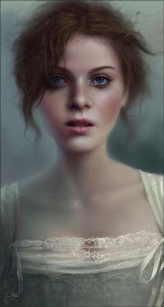 Artwork © by Mélanie Delon #illustration #painting
