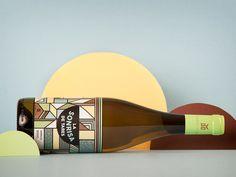 La Sonrisa de Tares White Wine — The Dieline | Packaging & Branding Design & Innovation News