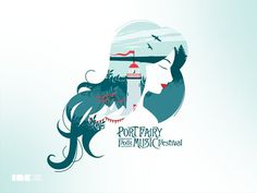 Port Fairy Folk Music Festival 2013 #illustration