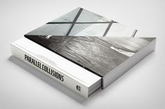 News/Recent Fabio Ongarato Design | Parallel Collisions #book #case #cover #editorial #slip