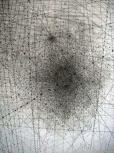 Modcult: Image: Emma McNally #map #abstract #drawing #emma mcnally