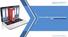 digital scanning services provider