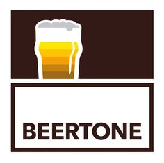 Beertone: A Beer Color Reference Guide Photo #logo #beer #color