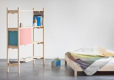 Bedroom Collection by Florian Hauswirth #minimalist #minimalism #furniture
