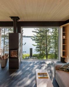 Hyytinen Cabin in Northern Minnesota, Salmela Architect 8