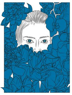 Aquamarine by Maria Umiewska