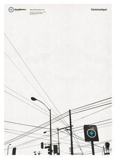 grain edit · Mark Brooks #illustration #poster