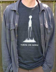 Wisdom for Debris shirt