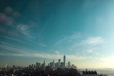 York cyan - photography, newyork - tjhanour   ello