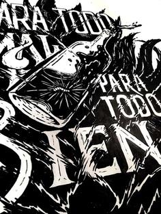 Para todo Mal Mezcal - #mezcal #lettering #illustration #paint #wall