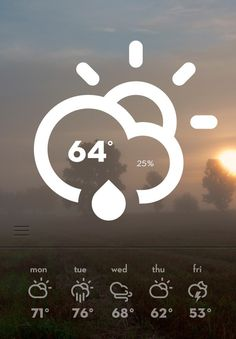 Weather_big #weather #app #icons