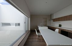 HT Photo House by Work Cube #minimalist house #minimal house #japanese home