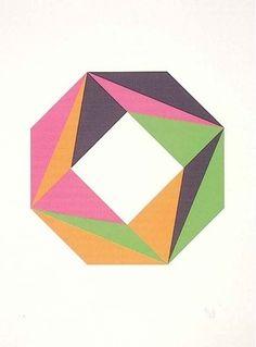 Max Bill #max #octagon #bill #graphic #art