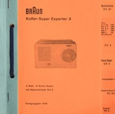 Braun electrical - Print material / artwork - Braun Kundendienst #colours