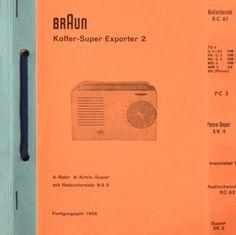 Braun electrical - Print material / artwork - Braun Kundendienst #colours