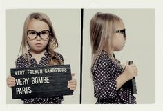 Very French Gangsters » ☆ ☆ VERY BOMBE ☆ ☆ ☆ ☆ ☆ ☆ ☆ ☆ ☆ ☆ ☆ ☆ ☆ ☆ ☆ ☆ ☆ ☆ ☆ ☆ ☆ ☆ ☆ ☆ ☆ ☆ ☠#advertising #photography #eyewear #fashion #children