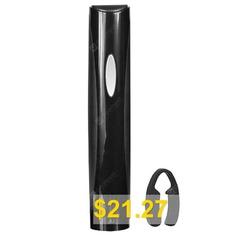 Dry #Battery #Electric #Wine #Bottle #Opener #- #BLACK