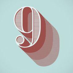 ALPHABATTLE – 9 — LetterCult #lettering