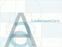 upscale typography » Blog Archive » Lindemann Sans - A distinct visual voice #typo #typography