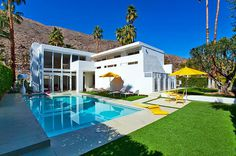 Modern Portal to a World of Indulgence: El Portal in Palm Springs #architecture #modern