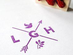 LGH stamp