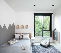 kids bedroom / Measured Architecture